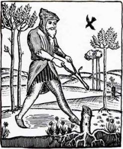 Лозоходство, биолокация - древнейший способ обнаружения аномальных и геопатогенных зон